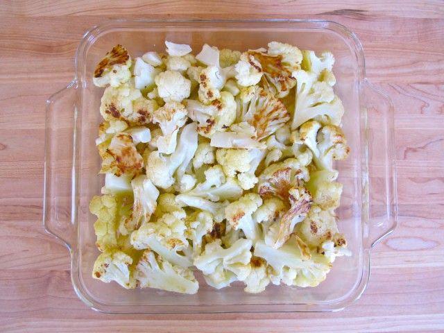 ... gratin roasted cauliflower and aged white cheddar gratin cauliflower