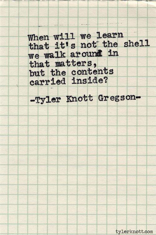 Typewriter Series #518by Tyler Knott Gregson