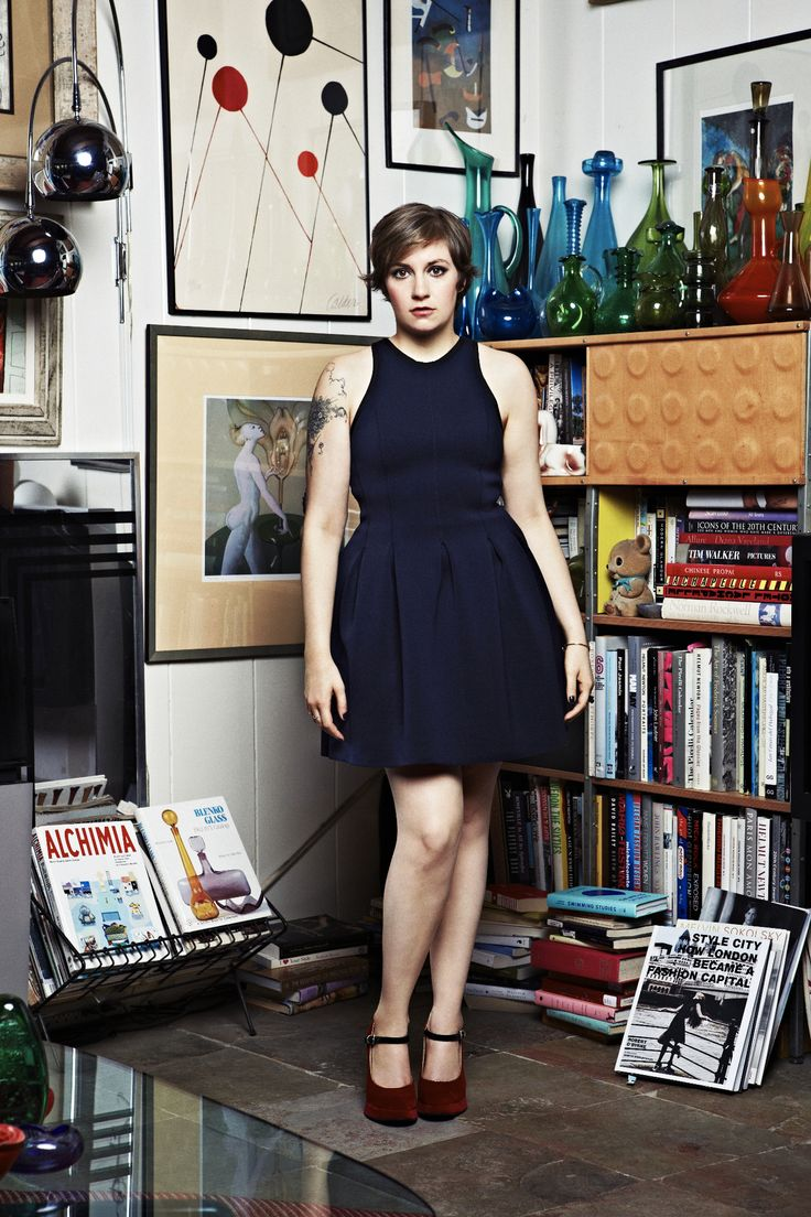 """Naked If I Want To: Lena Dunham's Body Politic""-- Critics can't stop cringing, but the Girls star's prolific nudity harks to a decades-old feminist art tradition. 