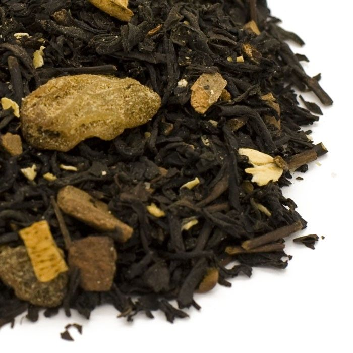 Oatmeal Raisin Cookie tea blend from The Whistling Kettle. Limited ...