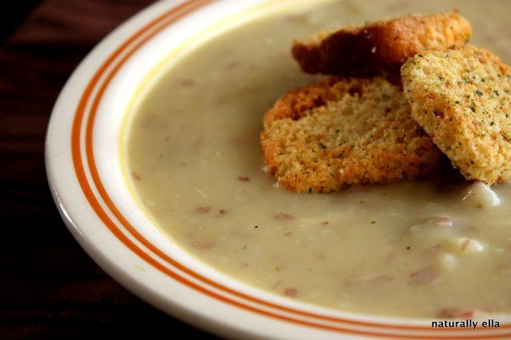 Red Potato Soup - Naturally Ella