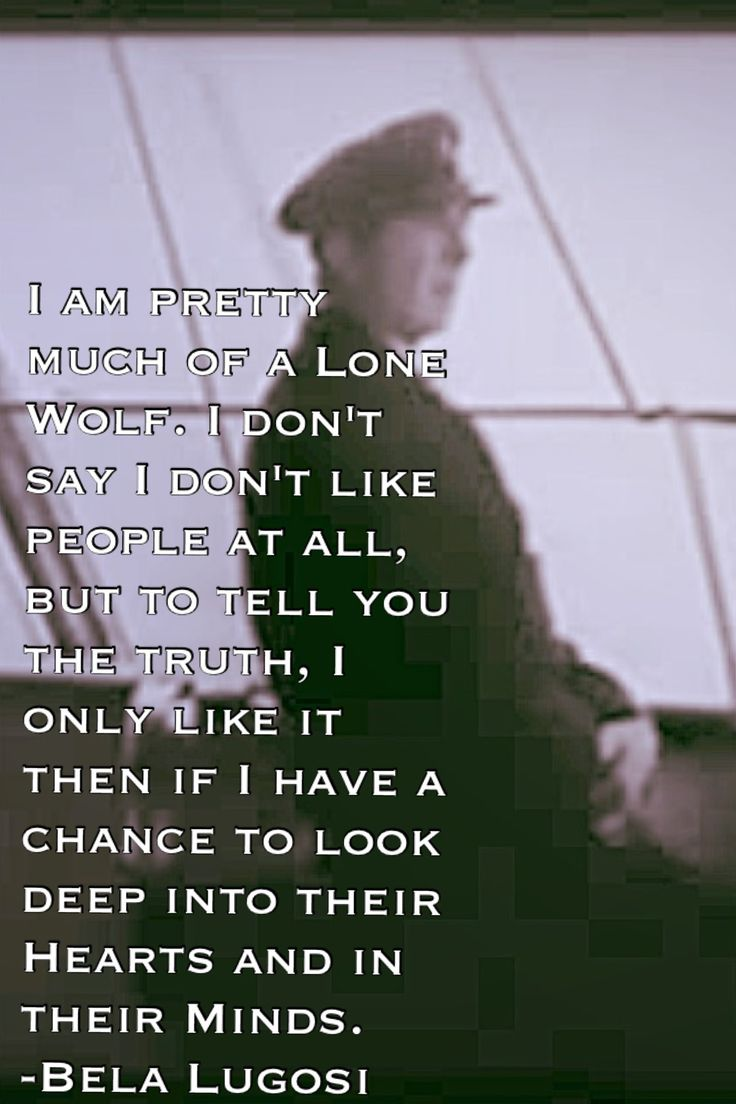 Lone Wolf Poems Quotes Sayings Lone Wolf Poem