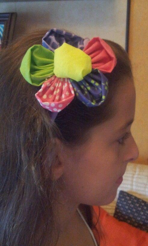 Pin by Lamis & Basimah Fawaz on Handmade Hair Accessories | Pinterest