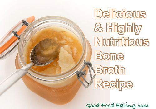 SCD Bone Broth