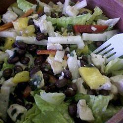 Caribbean-Style Chicken Salad | Just Recipes | Pinterest