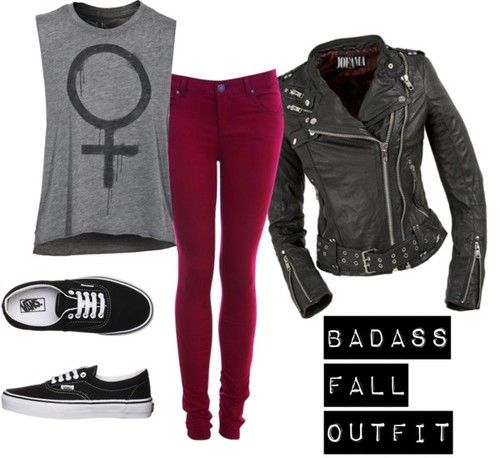 Badass outfit | Get In My Closet! | Pinterest
