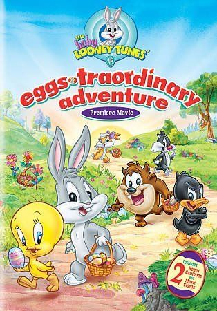 The Baby Looney Tunes: Eggs-Traordinary Adventure