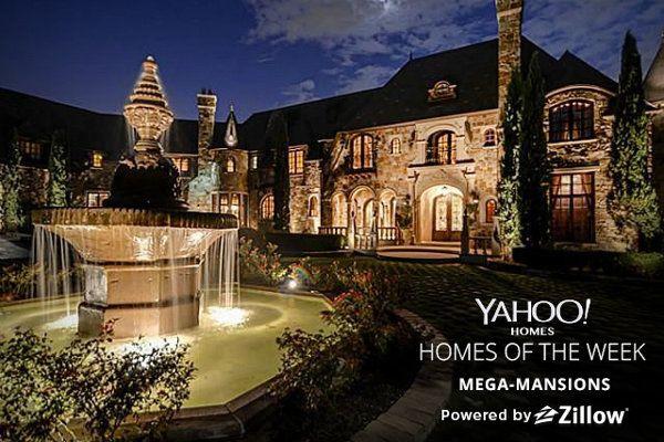 Of the week mega mansions for Mega homes for sale