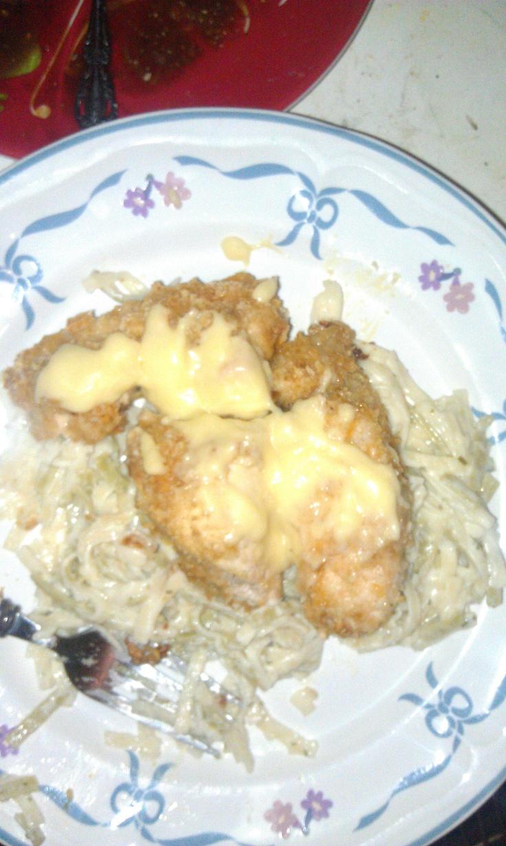 Crispy Cheddar Chicken | Recipes | Pinterest