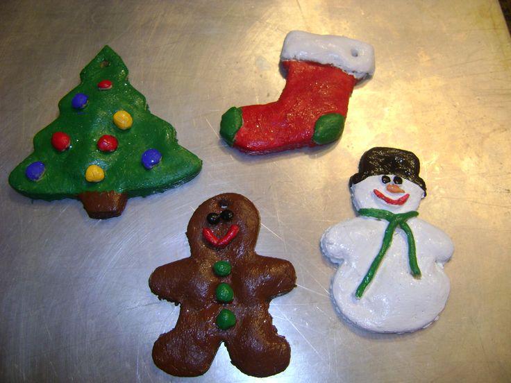 homemade dough ornaments Homemade Christmas Ornaments For Sunday School
