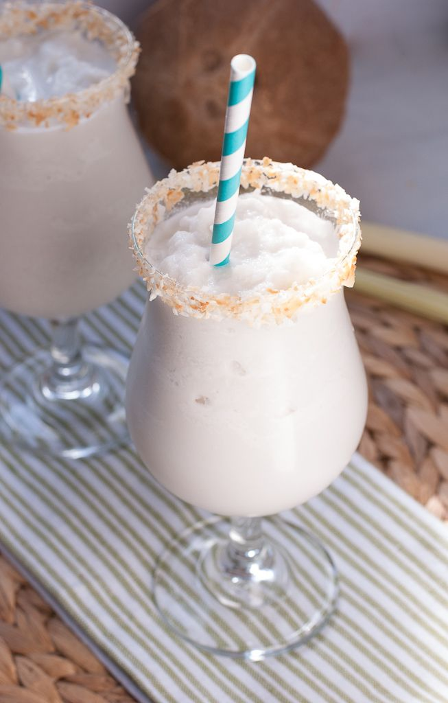 Coconut Lemongrass Margarita PineappleandCoconut.com cincodemayo ...