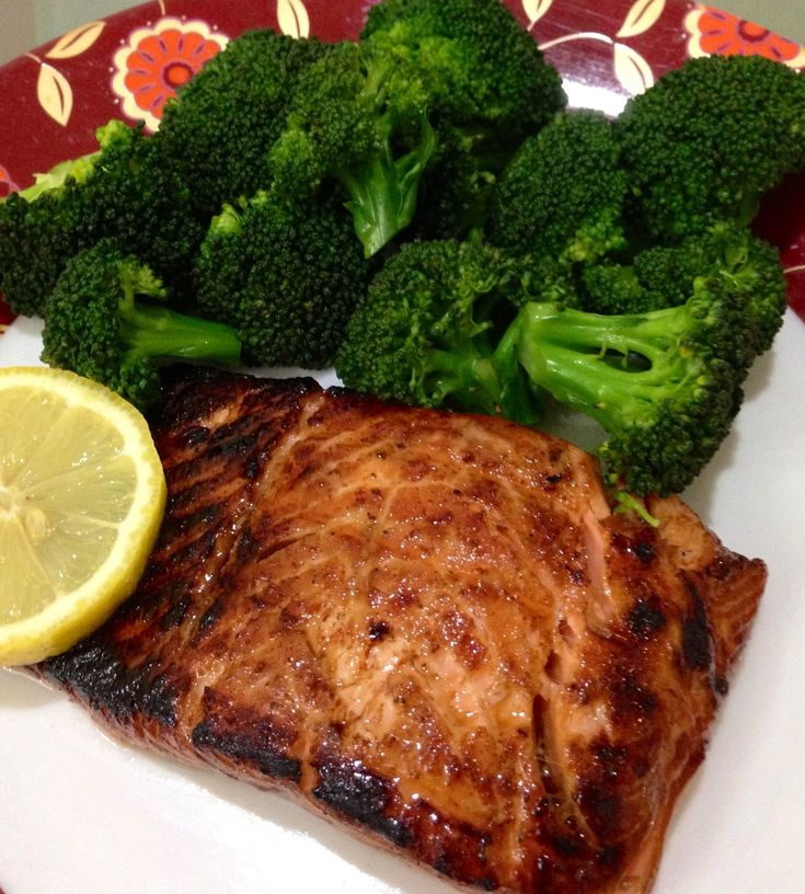 Simple grilled salmon recipe | Foodies | Pinterest