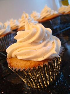Cooking with LT: Pumpkin Ale Cupcakes | Cupcakes | Pinterest