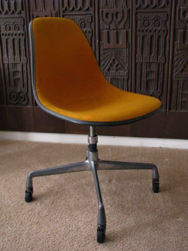 Mid century modern eames herman miller desk chair 1979 alexander gira