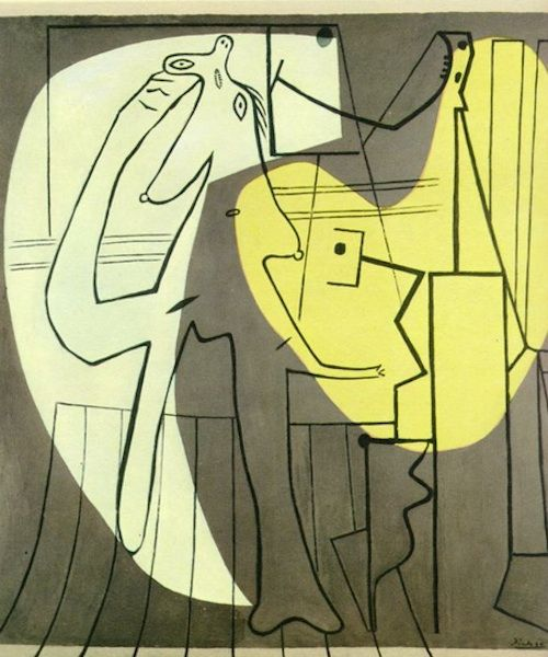 Picasso... Early Exhibition Reviews of Famous Artists... flavorwire.com