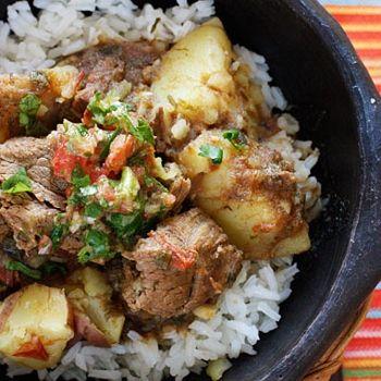Carne Guisada (Latin Beef Stew)   Recipe