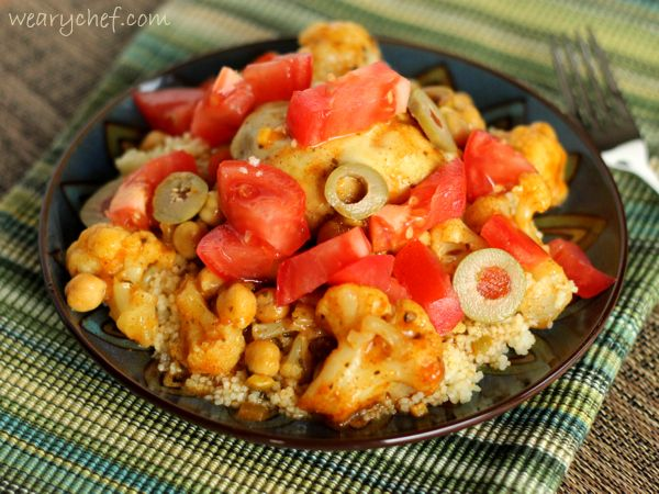 Amazing Slow Cooker Moroccan Chicken: An easy weeknight dinner!