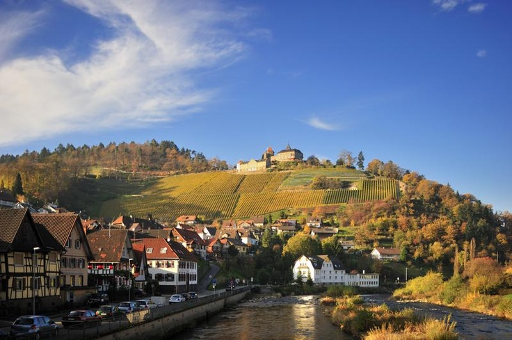 Gernsbach Germany  city pictures gallery : Gernsbach in Murgtal Valley. See more at: http://www.touchingnature.co ...
