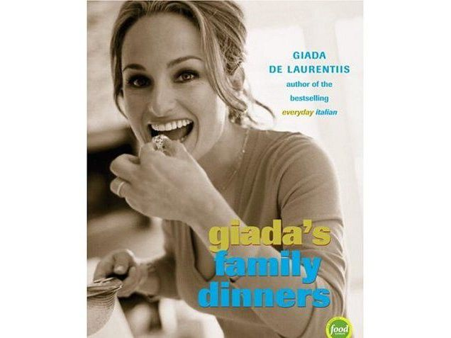 Giada DeLaurentiis: Ciabatta Stuffing with Chestnuts and Pancetta