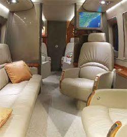 Luxury VIP Helicopter Sikorsky S-92