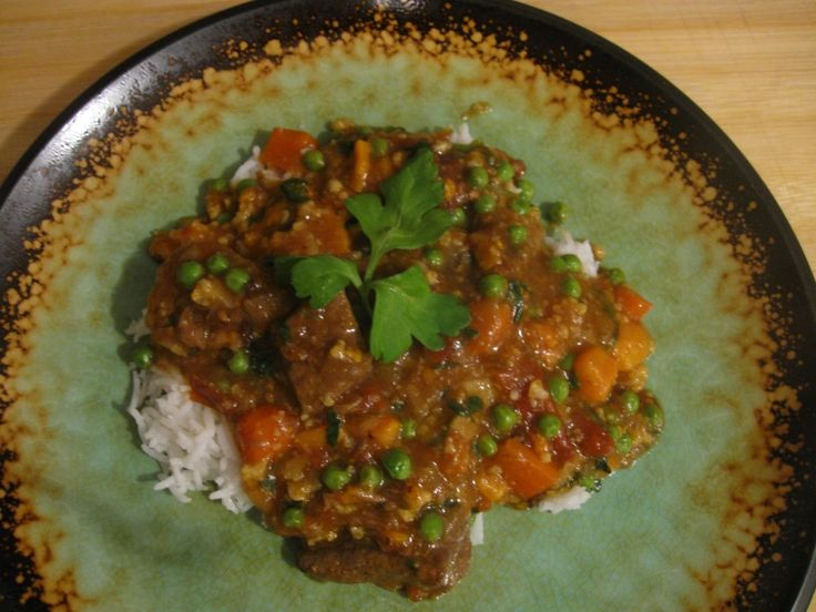 Curry Beef Stew | Soup and Stew | Pinterest