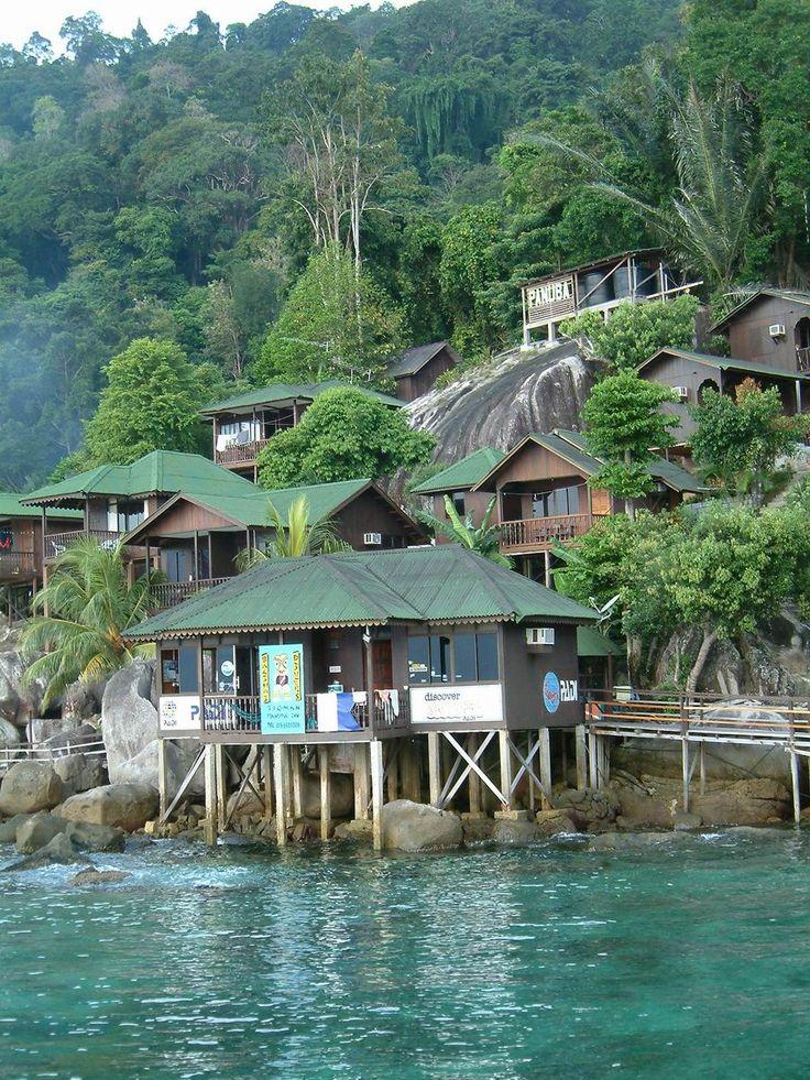 Tioman Island Malaysia  city photo : Tioman Island | Malaysia | Pinterest