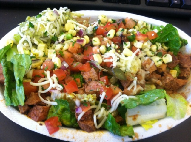 Missy's Chipotle Steak Salad | Missy and Alison's Refine Resolution V...