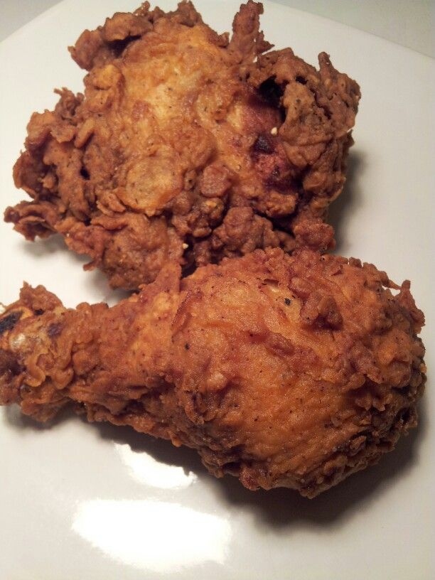 Cajun Fried Chicken! | I don't like healthy food | Pinterest