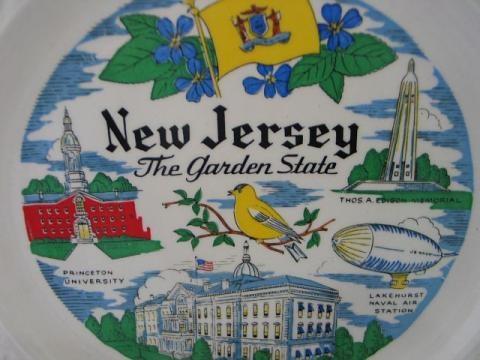 The Garden State New Jersey Pinterest