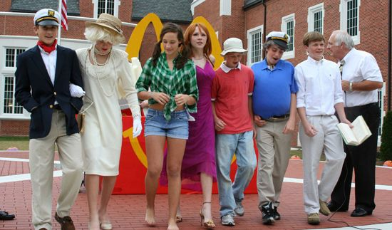 Gilligan S Island Group Costumes