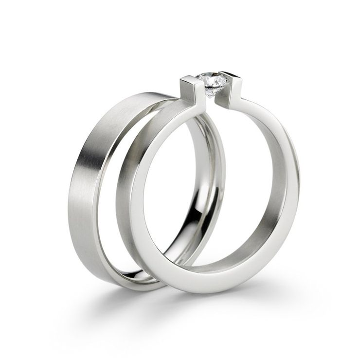 Pin By ORRO Contemporary Jewellery On ORRO Engagement Rings Pinte