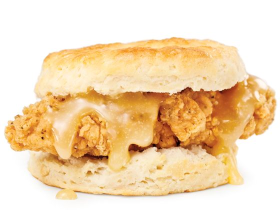 Honey Butter Chicken Biscuit... BEST THING IN THE ENTIRE FUCKING WORLD