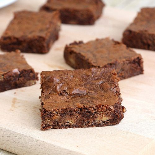 Peanut Butter Cup Truffle Brownies | Brownies and bars | Pinterest