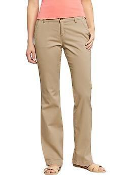 Awesome Womens Navy Khaki Pants