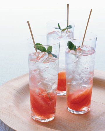 Five Spring Cocktails