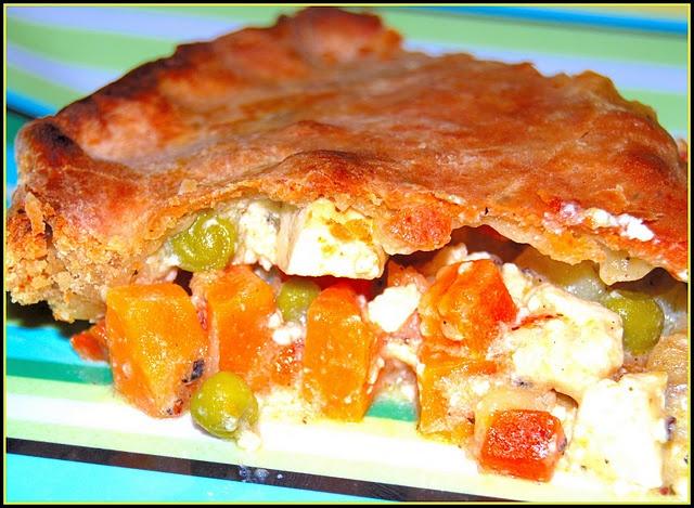 Vegan Pot Pie | Recipe
