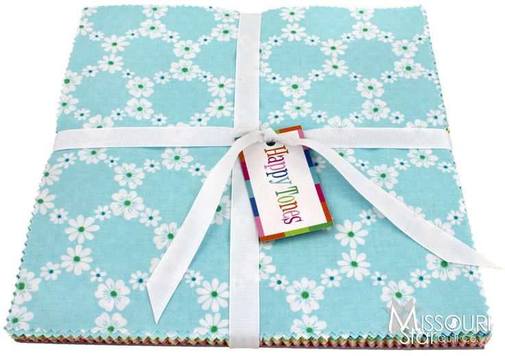 Layer Cake Quilt Material : Happy Tones Layer Cake from Missouri Star Quilt Co ...