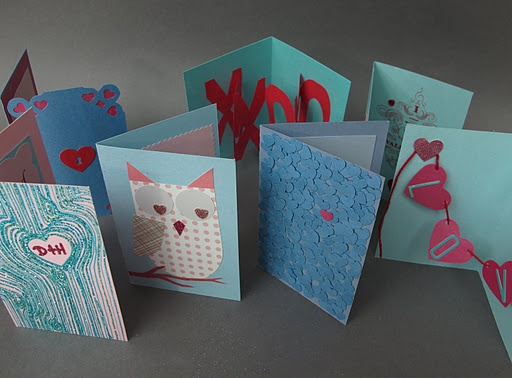 valentine card to make