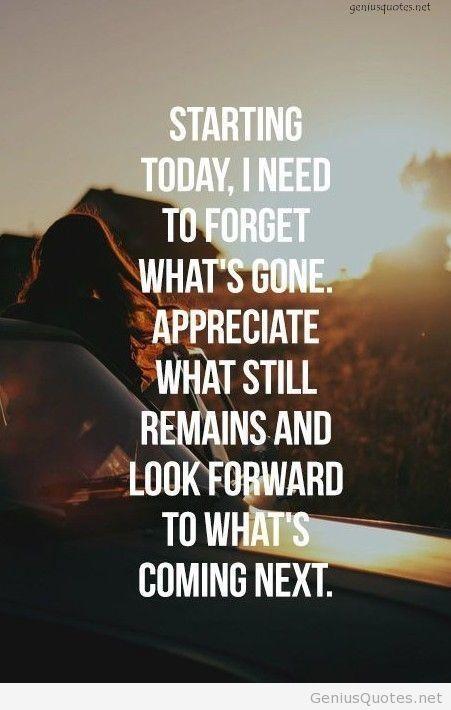 New beginning start today quote