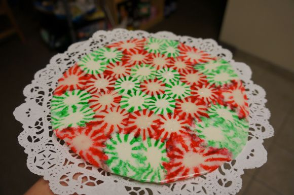 Complete peppermint candy plate holidays n stuff pinterest
