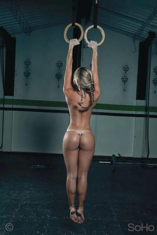 fitness porn of czech