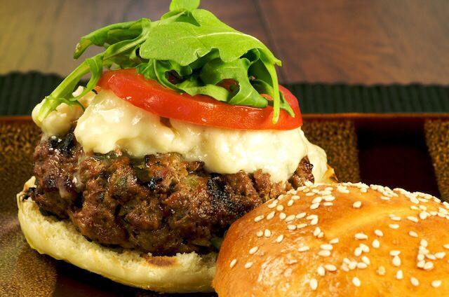 THE THICK BURGER.... | BEST LOOKING BURGER | Pinterest