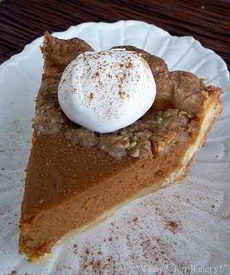 caramel pumpkin pie | It's a Great Pumpkin, Charlie Brown | Pinterest