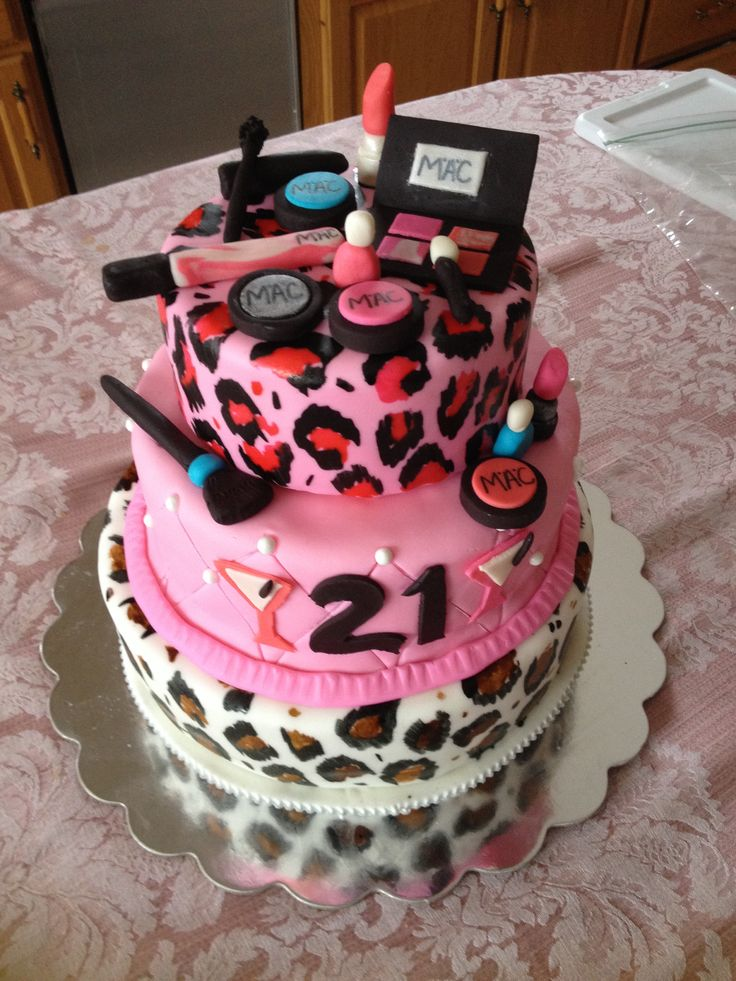 Leopard Cakes Cake Ideas And Designs