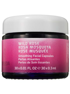 Brighten with rosehip seed oil moisturize with sweet almond jojoba and