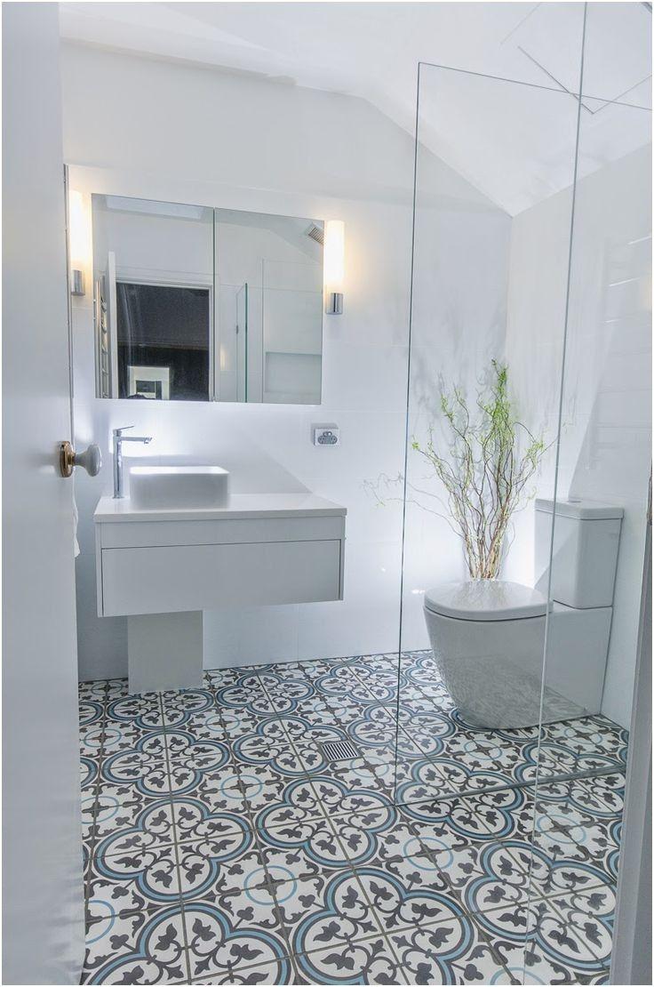 Bathroom floor tiles grey