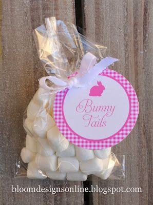 bunny tail tags free
