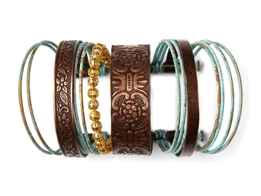 {Chelo Cuff} beautiful Argentinian cuff!