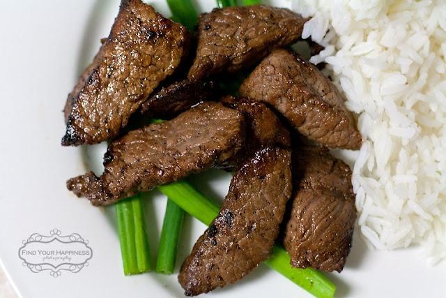 Vietnamese Shaking Beef (Bo Luc Lac) Recipe — Dishmaps