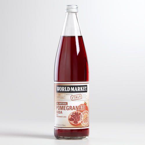... at WorldMarket.com: World Market® Pomegranate Italian Soda